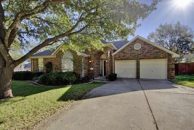 Pflugerville Single Family Home For Sale: 700 Brown Dr