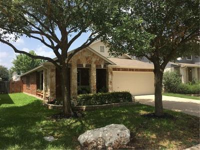 Austin Single Family Home For Sale: 2108 Boyds Way