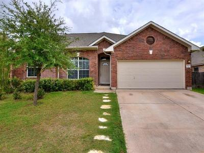 Manor Single Family Home For Sale: 11621 Glen Knoll Dr