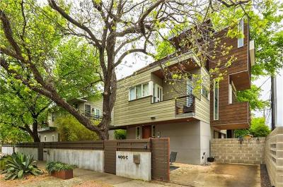Condo/Townhouse Pending - Taking Backups: 1600 Nickerson St #C