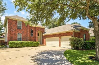 Pflugerville Single Family Home For Sale: 807 Harvard Dr