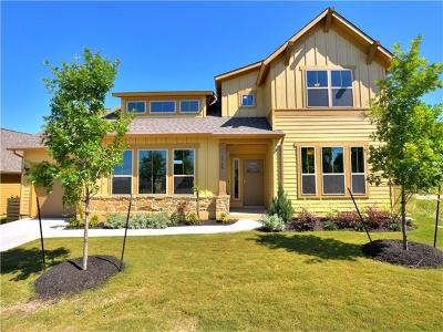 Leander Single Family Home For Sale: 1755 Rowdy Loop