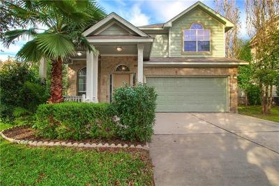Austin Single Family Home For Sale: 2516 Keepsake Dr