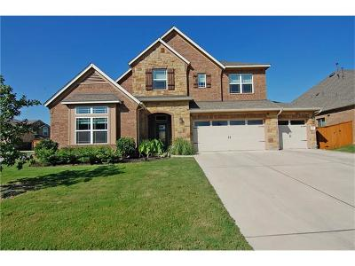 Georgetown Single Family Home For Sale: 201 Brantley Lake Ln