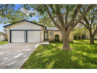 Buda Single Family Home For Sale: 421 Bonita Vista Dr