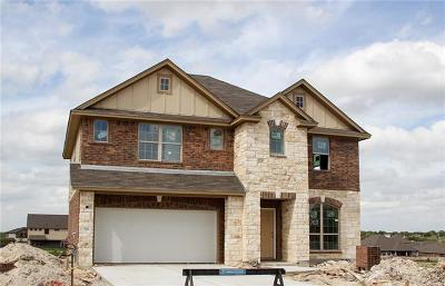 Pflugerville Single Family Home For Sale: 708 Manzano Ln