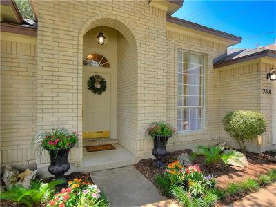 Cedar Park Single Family Home For Sale: 2801 Little Elm Trl