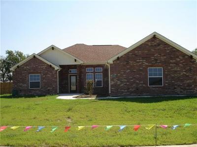 Temple Single Family Home For Sale: 13609 Acqua Dr