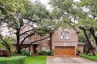 Austin Single Family Home For Sale: 408 Warm Mist Cv