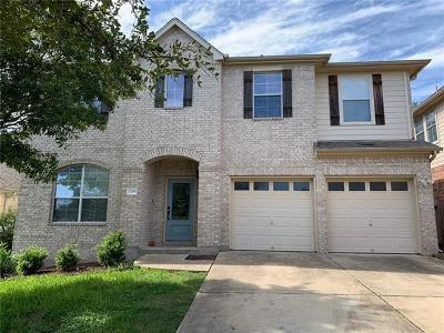 Austin Single Family Home For Sale: 12506 Palfrey Dr
