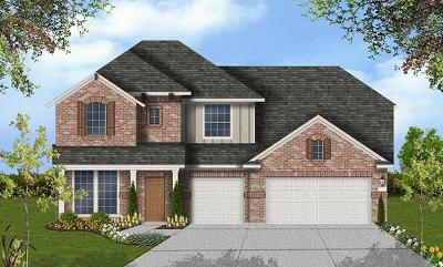 Liberty Hill Single Family Home For Sale: 113 Mark Way