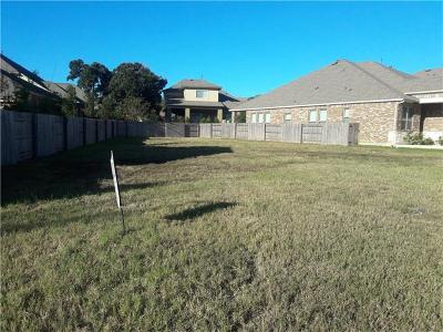 Cedar Park Residential Lots & Land For Sale: 217 Simmons Dr