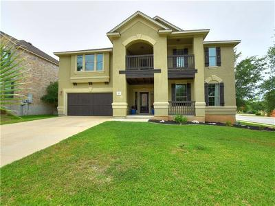 Cedar Park Single Family Home For Sale: 615 Whistlers Walk Trl