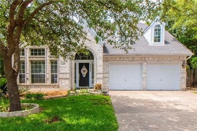 Austin Single Family Home Pending - Taking Backups: 7025 Colberg Ct