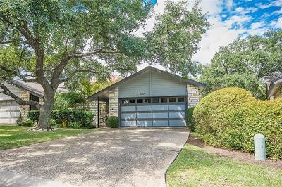 Travis County Condo/Townhouse For Sale: 8906 Mariscal Canyon Dr