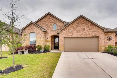 Liberty Hill  Single Family Home For Sale: 425 Miracle Rose Way