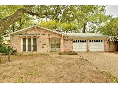 Single Family Home Pending - Taking Backups: 8208 Daleview Dr