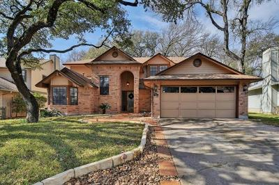 Austin Single Family Home For Sale: 7911 Petaca Trl
