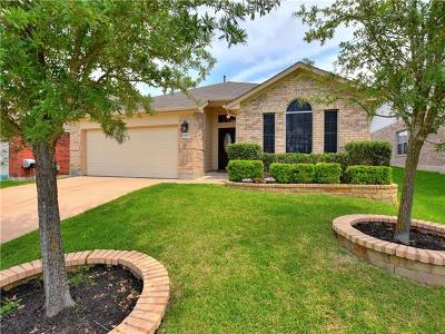 Pflugerville Single Family Home For Sale: 18401 Hees Ln