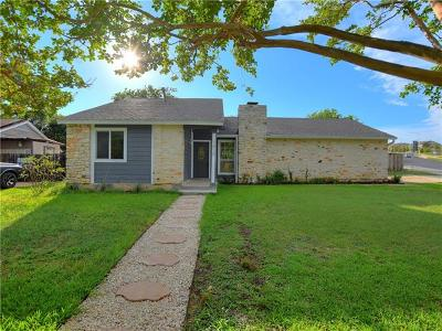 Single Family Home For Sale: 7410 Chisos Pass