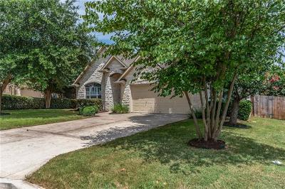 Austin Single Family Home For Sale: 121 Cork Ln