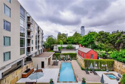 Travis County Condo/Townhouse For Sale: 210 Lee Barton Dr #305