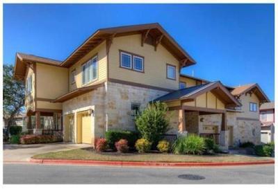Cedar Park Rental For Rent: 2930 Grand Oaks Loop #502