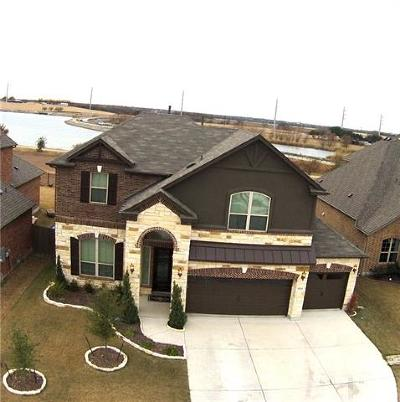 Pflugerville Single Family Home For Sale: 17521 Silent Harbor Loop