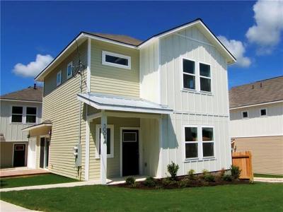 Austin Single Family Home For Sale: 5004 Baker St #A