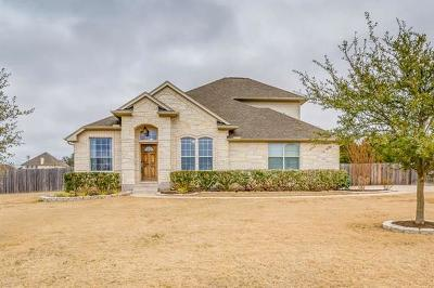 Liberty Hill Single Family Home For Sale: 705 Speed Horse