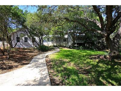 Wimberley Single Family Home For Sale: 501 Box Canyon Rd
