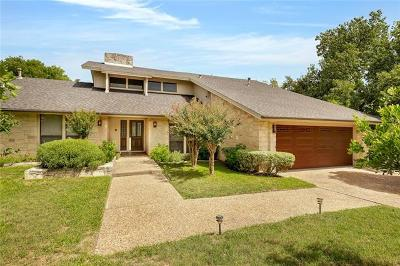 Austin Single Family Home For Sale: 5012 N Rim Dr