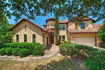 Austin Single Family Home For Sale: 16324 Spillman Ranch Loop