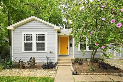 Austin Single Family Home For Sale: 2108 Rountree Dr