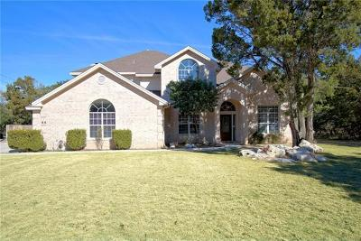 New Braunfels Single Family Home For Sale: 64 Hunters Point Dr