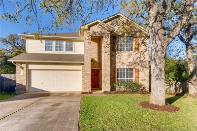 Travis County Single Family Home Pending - Taking Backups: 5904 Kabaye Cv