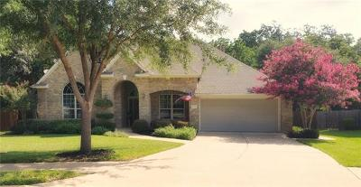 Single Family Home For Sale: 14904 Solera Dr
