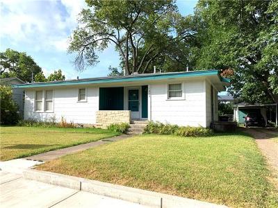 Single Family Home Pending - Taking Backups: 1203 Palo Duro Rd