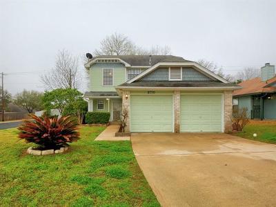 Austin Single Family Home For Sale: 8770 Birmingham Dr