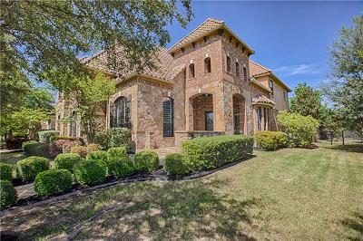Austin Single Family Home Pending - Taking Backups: 1209 Hawks Canyon Cir