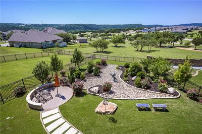 Leander Single Family Home For Sale: 4024 Benetton Way