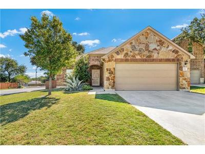Hays County, Travis County, Williamson County Single Family Home For Sale: 801 Marc Taylor Dr