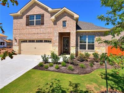 Round Rock Single Family Home For Sale: 829 Kenney Fort Xing
