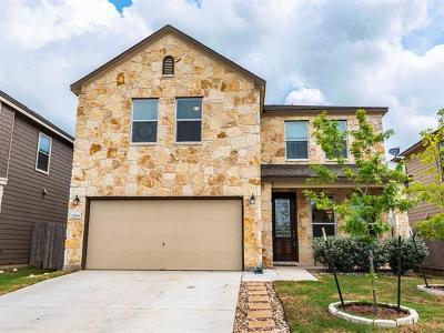 Del Valle Single Family Home For Sale: 12304 Noel Bain Cv