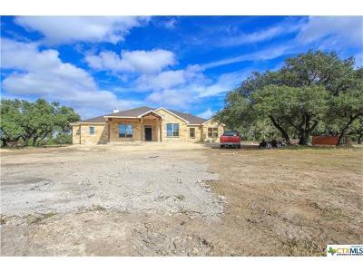 Killeen Single Family Home For Sale: 956 Riverside Dr