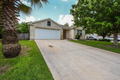 Cedar Park Single Family Home For Sale: 2311 Founder Dr