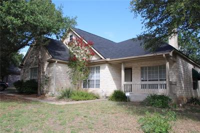 Georgetown Single Family Home For Sale: 103 River Park Cv