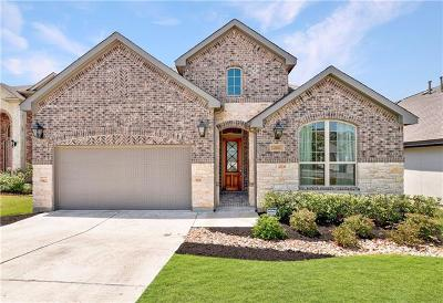 Leander Single Family Home For Sale: 2517 Milan Meadows Dr