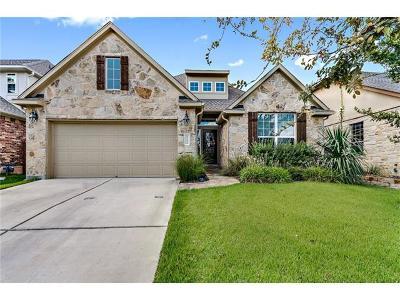 Cedar Park TX Single Family Home For Sale: $360,000