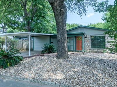 Austin Single Family Home For Sale: 8303 Hathaway Dr
